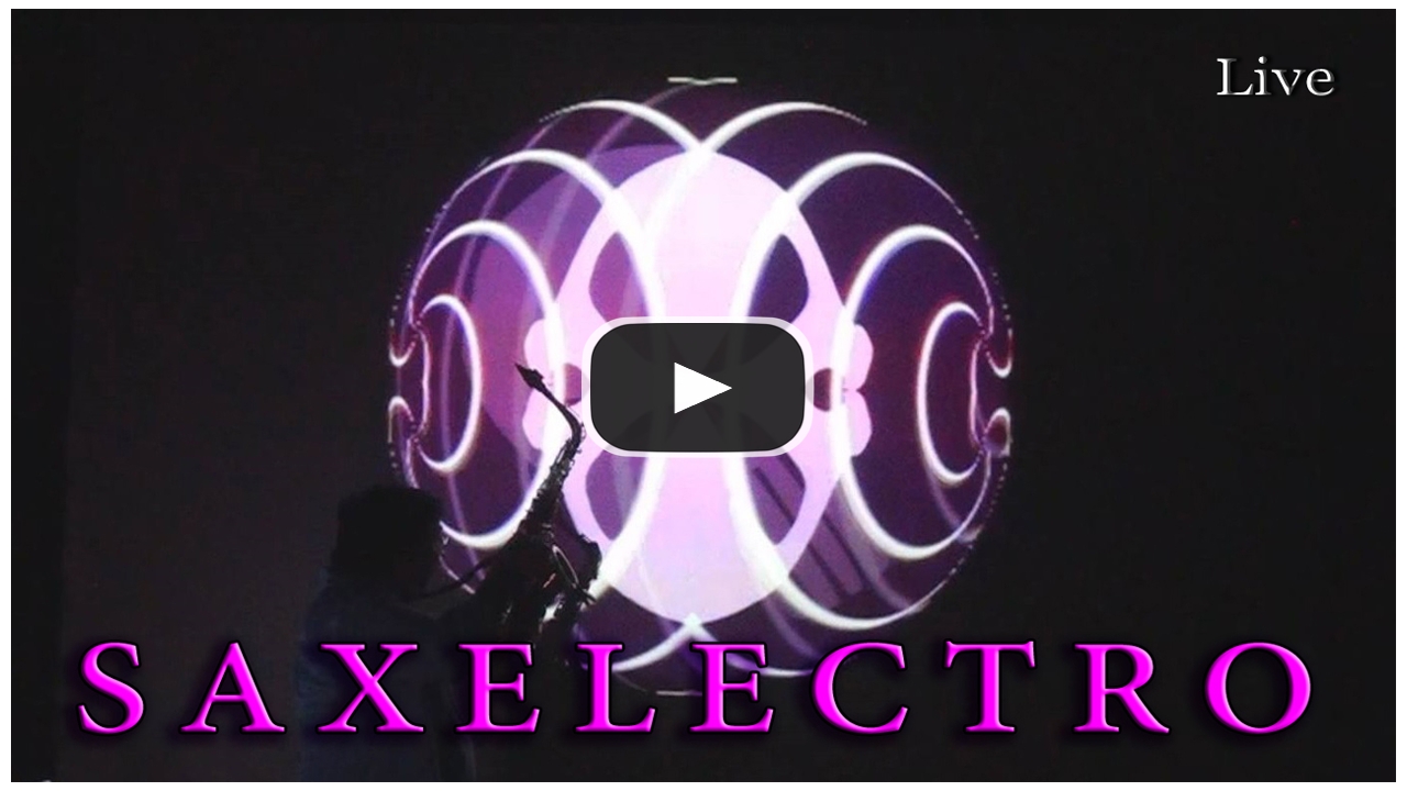 Saxelectro Audiovisual Livestream